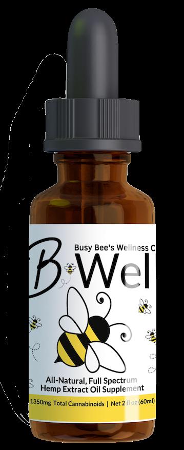 Busy Bee's CBD Oil
