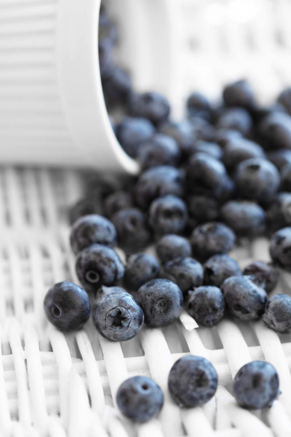 Blueberries are high in antioxidants and make the perfect fruit of choice for your Superfood Smoothie Recipe