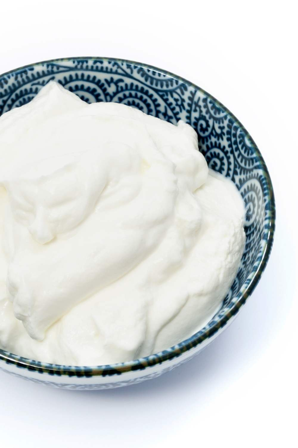 Plain Yogurt plentiful of probiotics will serve as your main liquid source for your Superfood Smoothie Recipe