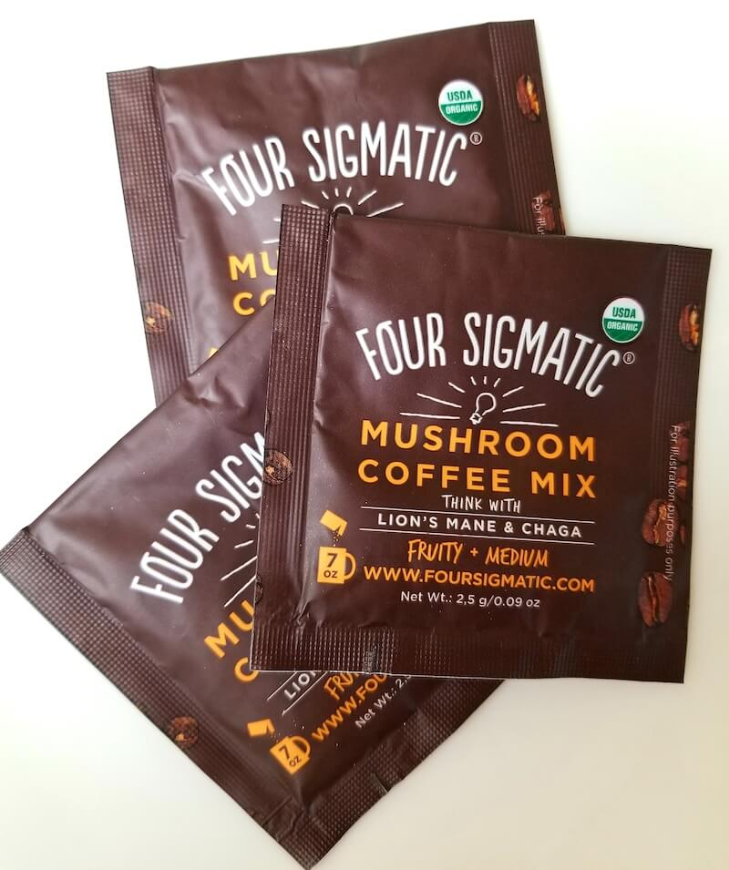 Mushroom Coffee gives your brain an extra boost in the morning!